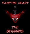 Vampyre Heart - The Beginning - Story Book - Out Now